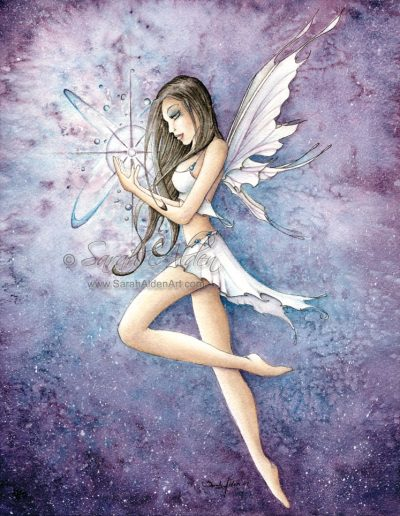 Enchanted-Star-Fairy-Art-Sarah-Alden