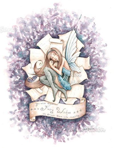 Wishing-Fairy-Art-Sarah-Alden